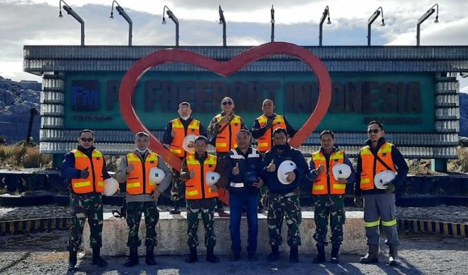 Kunjungan Orang Nomor 2 di Kogabwilhan III, Tingkatan Moril Prajurit yang Bertugas di Papua