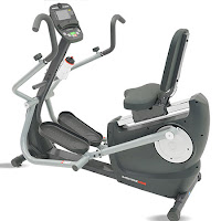 Inspire Fitness CS2.5 Cardio Strider 2.5, recumbent elliptical, review features compared with CS3 and CS4