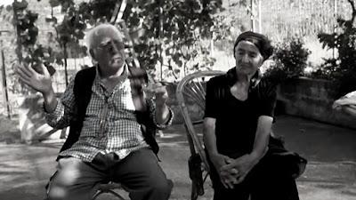 Η τελευταία συνέντευξη της Κατίνας Φαρασοπούλου