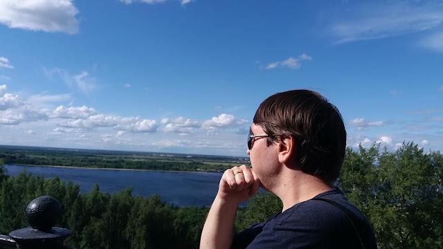Психолог Евгений Седов - А над землёй (10 августа 2011)