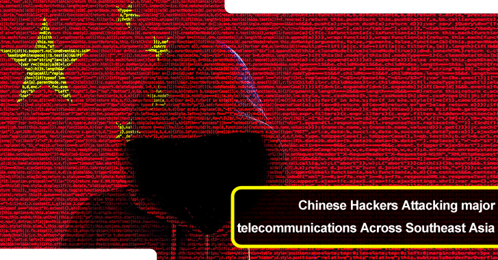 Chinese Hackers Attacking Major Telecoms Using Sophisticated Hacking Tools