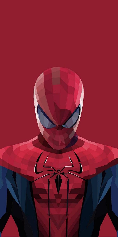 Imagem para Celular Abstrato Homem Aranha