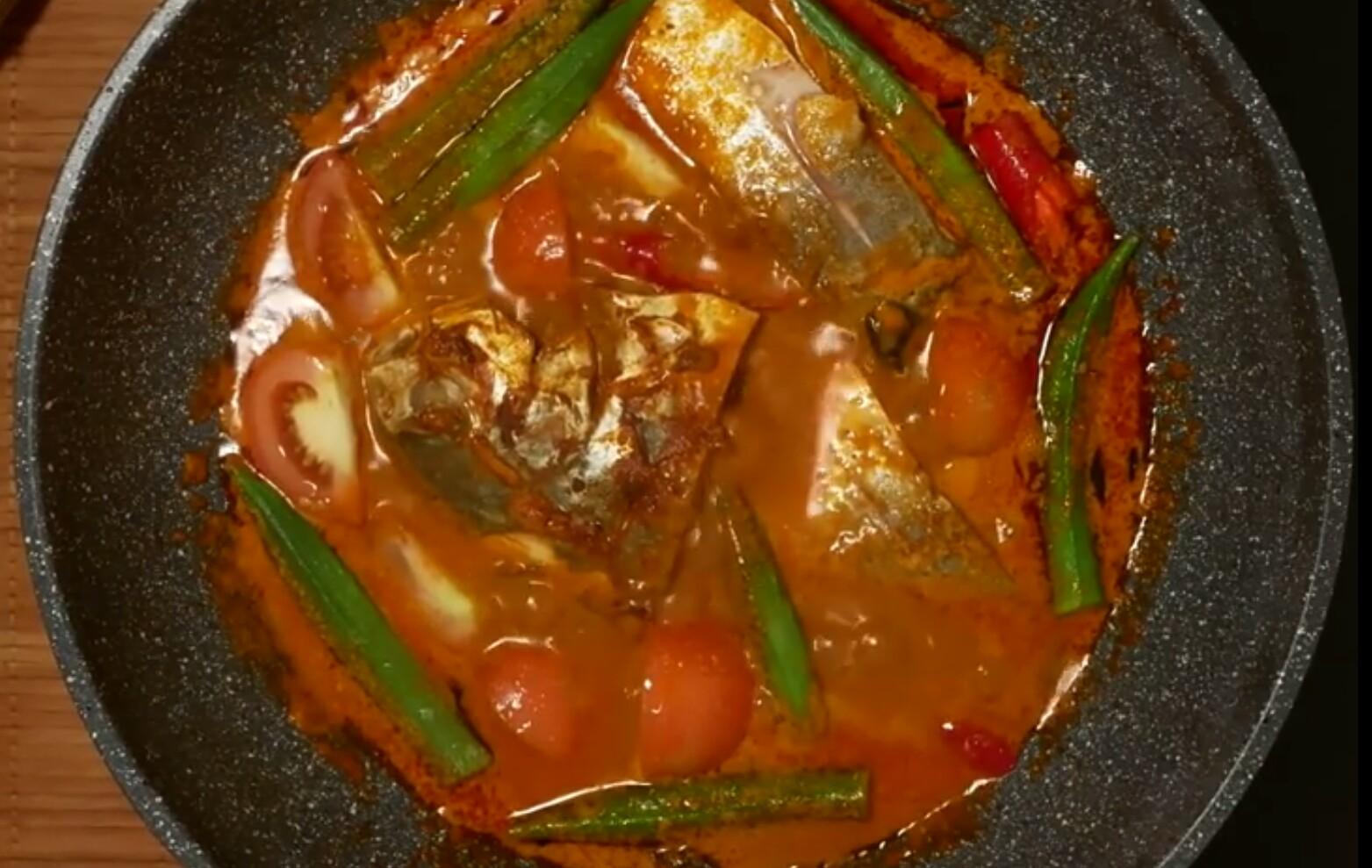 resepi kari ikan bawal sedap Resepi Ayam Sambal Merah Enak dan Mudah