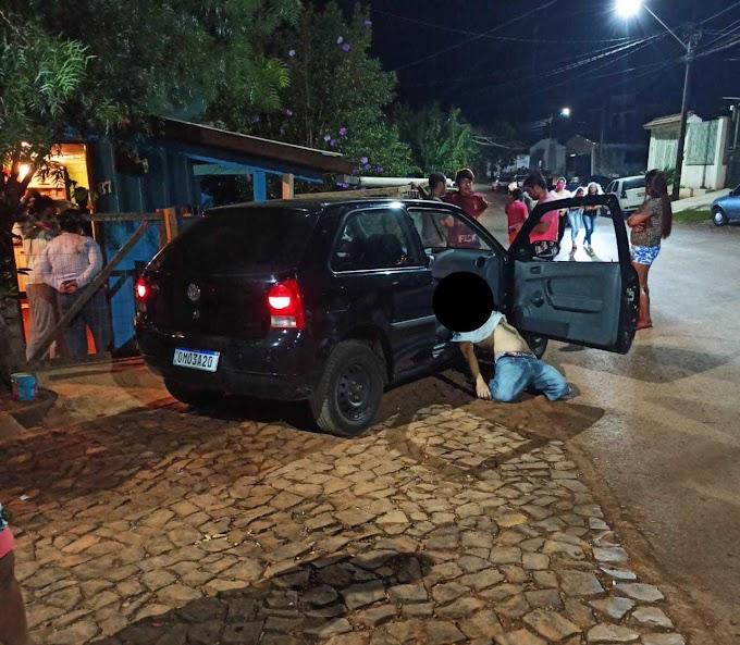 Laranjeiras: Homem é executado próximo ao CAIC na noite deste sábado