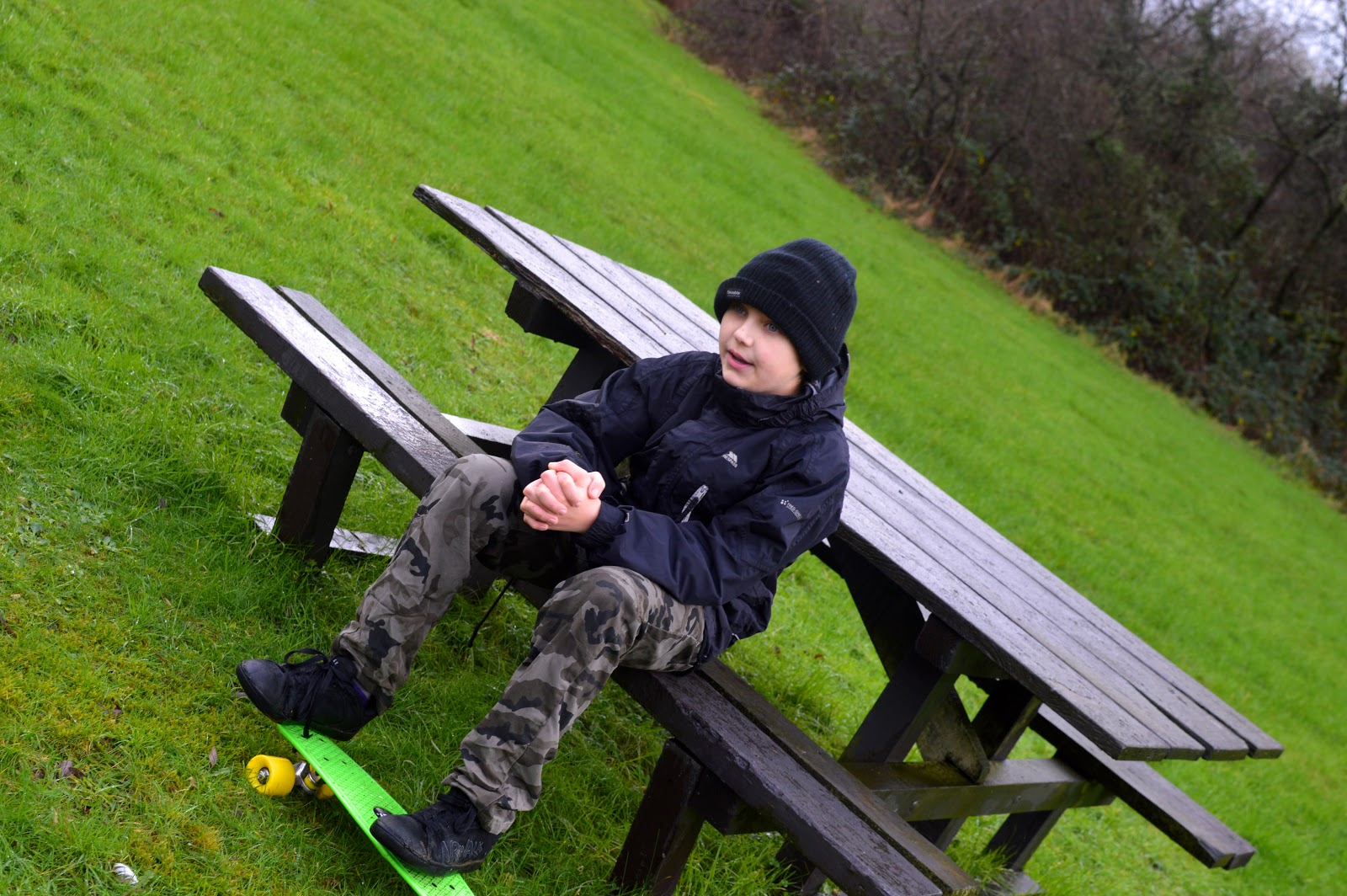 Pembrokeshire Family Days Out Llys Y Fran Dam