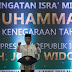 Presiden Jokowi: Perjalanan Agung Nabi Muhammad Ingatkan Kekuasaan Allah SWT