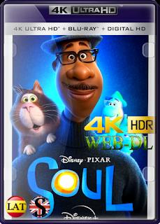 Soul (2020) WEB-DL 4K UHD HDR LATINO/INGLES