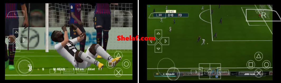 download pes 2018 iso english