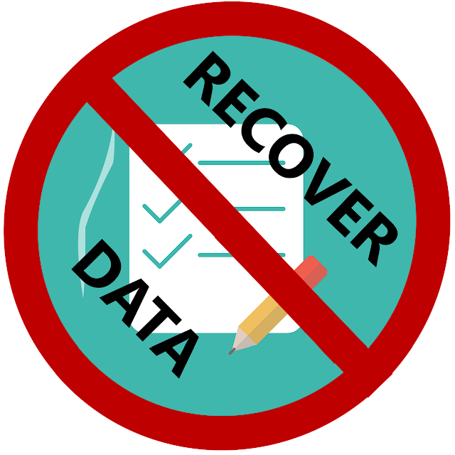 recover lost data in windows
