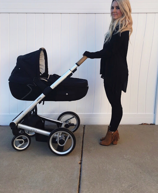 FAWN ROSENBOHM  : //Best Stroller I've Ever Owned//