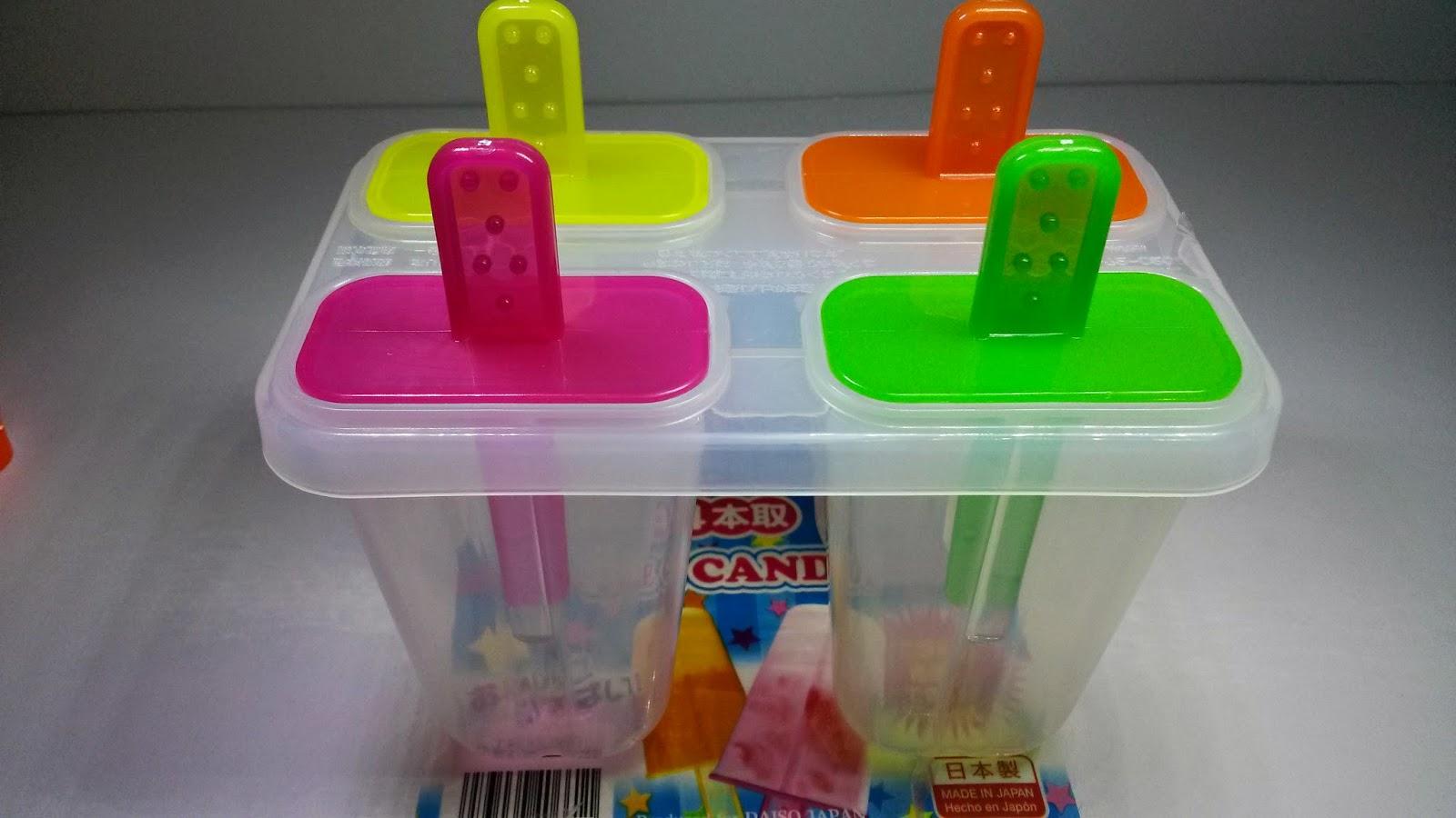 Diperbuat Dari Plastik Tahan Beku Dengan Ciri Ekononik Iaitu 4 Acuan Dalam Satu Bekas Ini Bermakna Anda Boleh Menghasilkan Ice Cream Sekaligus