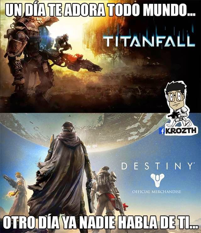Opina: ¿Destiny y Titanfall fracasaron?