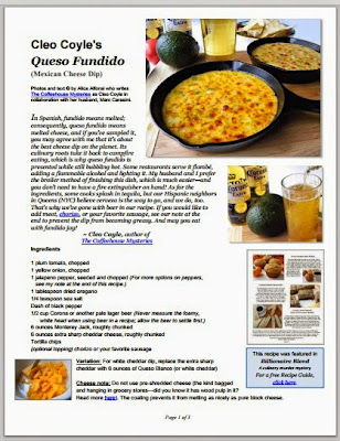 http://coffeehousemystery.com/userfiles/file/Cleo-Coyle-Queso-Fundido-Mexican-Cheese-Dip.pdf