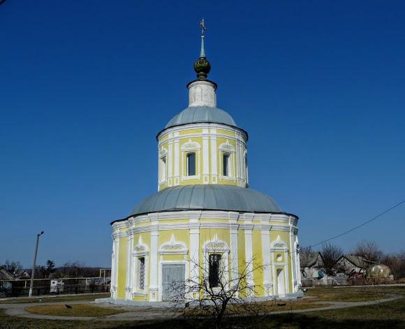 Китайгород. Храмовый архитектурный комплекс 18 в.