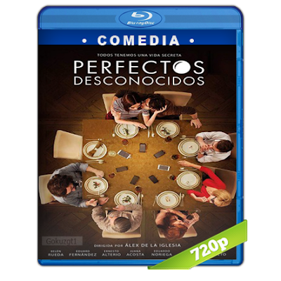 Perfectos Desconocidos (2017) BRRip 720p Audio Castellano 5.1