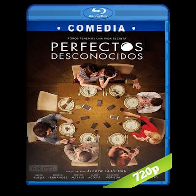 Perfectos Desconocidos (2017) BRRip 720p Audio Castellano 5.1