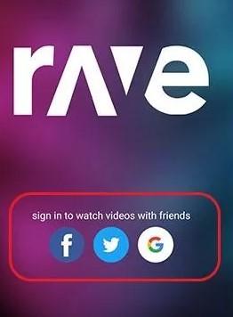 Fitur dan kelebihan dari Rave App