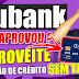 NUBANK NÃO APROVOU aproveite o Bradesco DIGIO cartão de credito (SEM TAXAS)