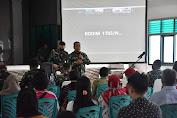 Danrem 132/Tdl : Masuk TNI AD Tidak Dipungut Biaya