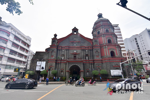 BINONDO CHURCH MANILA TOURIST SPOTS