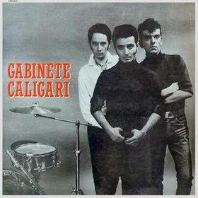 GABINETE CALIGARI - Cuatro rosas