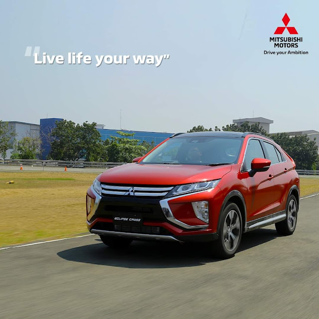 Eclipse Cross Review