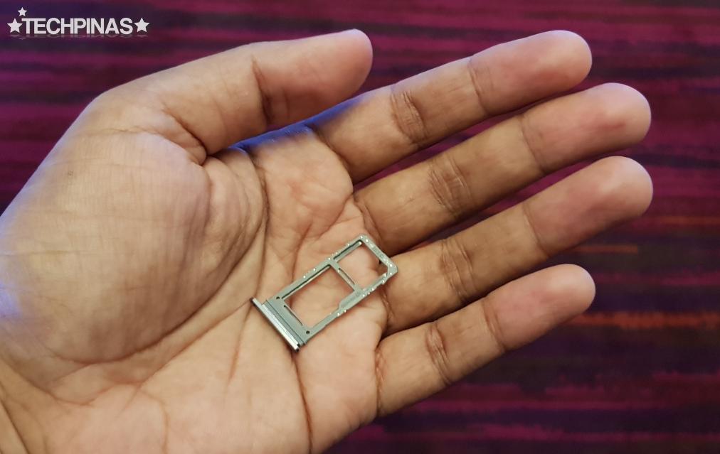 Samsung Galaxy Note 10 Plus SIM Card Tray