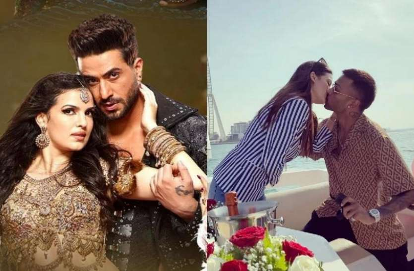 ali goni reaction on ex girlfriend natasha stankovic