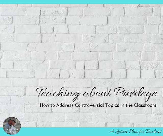 How to Teach about Privilege in the American Classroom