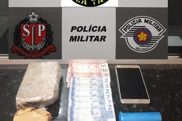 Homem é preso com maconha escondida na geladeira e vaso sanitário em Presidente Epitácio