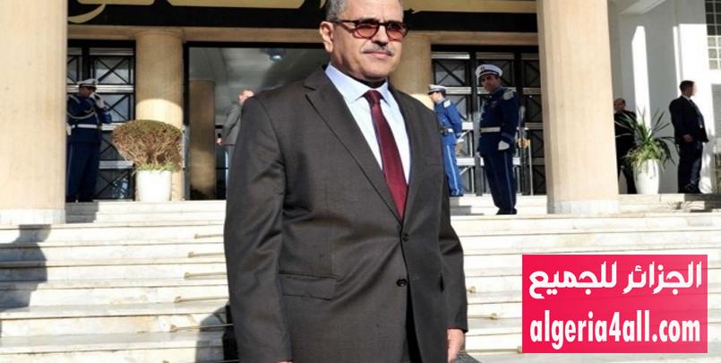الوزير الاول عبد العزيز جراد,الوزير الاول عبد العزيز جراد