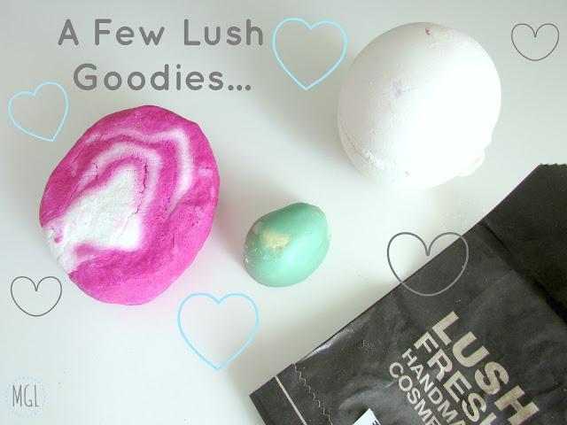 My General Life - A Few Lush Goodies - Vegan