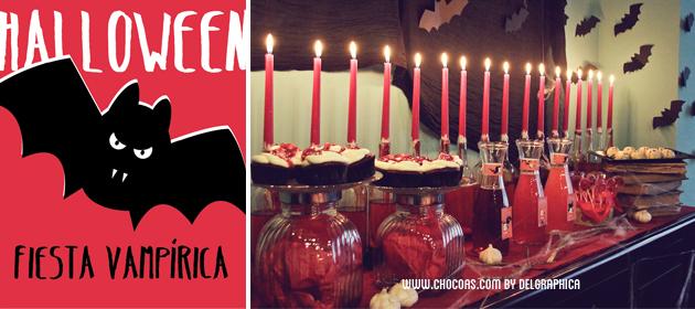 halloween fiesta vampiros