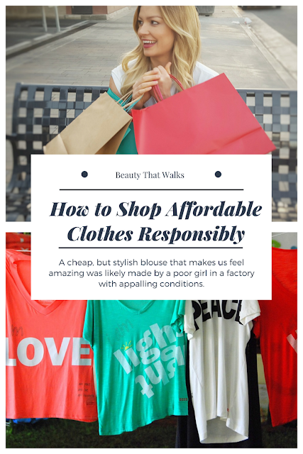 Responsible And Affordable Clothes Shopping