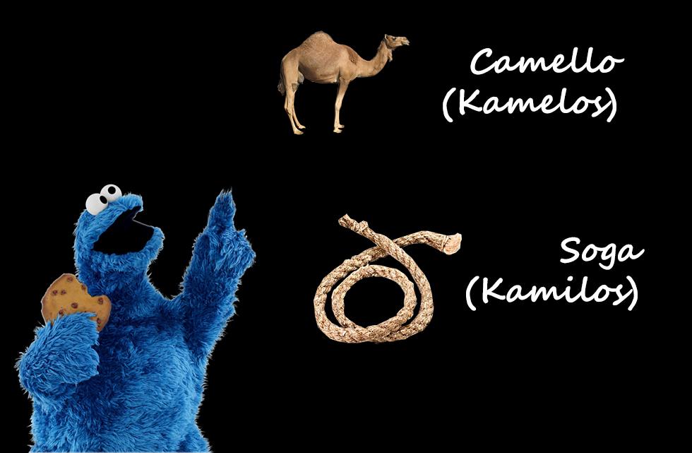 Errores De Traducción Históricos I El Camello Y La Aguja