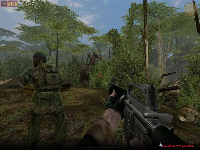 Vietcong Gameplay Screenshot 2