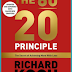Book Review : THE 80-20 PRINCIPLE