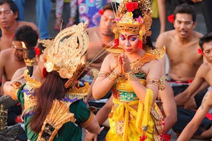 Mengenal Tari Kecak, Kesenian Tradisional Bali
