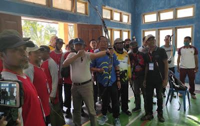 Wakil Walikota Buka Kegiatan Kompetisi Panah Tradisional se-Kota Bima