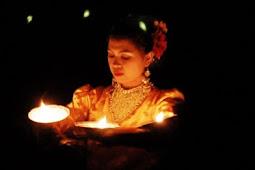 Tari Lilin Sumatera Barat, Dari Sejarah hingga Properti yang Digunakan