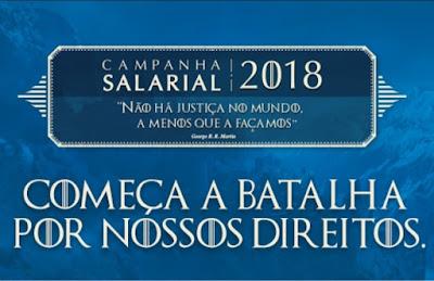 Pergunte AO VIVO para o Neto sobre a Campanha Salarial 2018