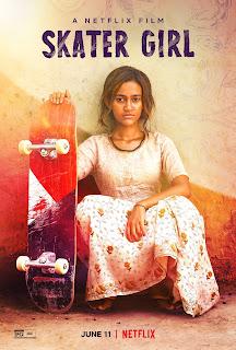 Download Skater Girl (2021) In Hindi Dual Audio Full Movie 480p 400MB HDRip