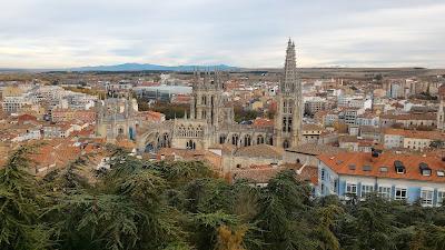 Patrimonio de la Humanidad en Europa y América del Norte. España. Centro histórico de Burgos.