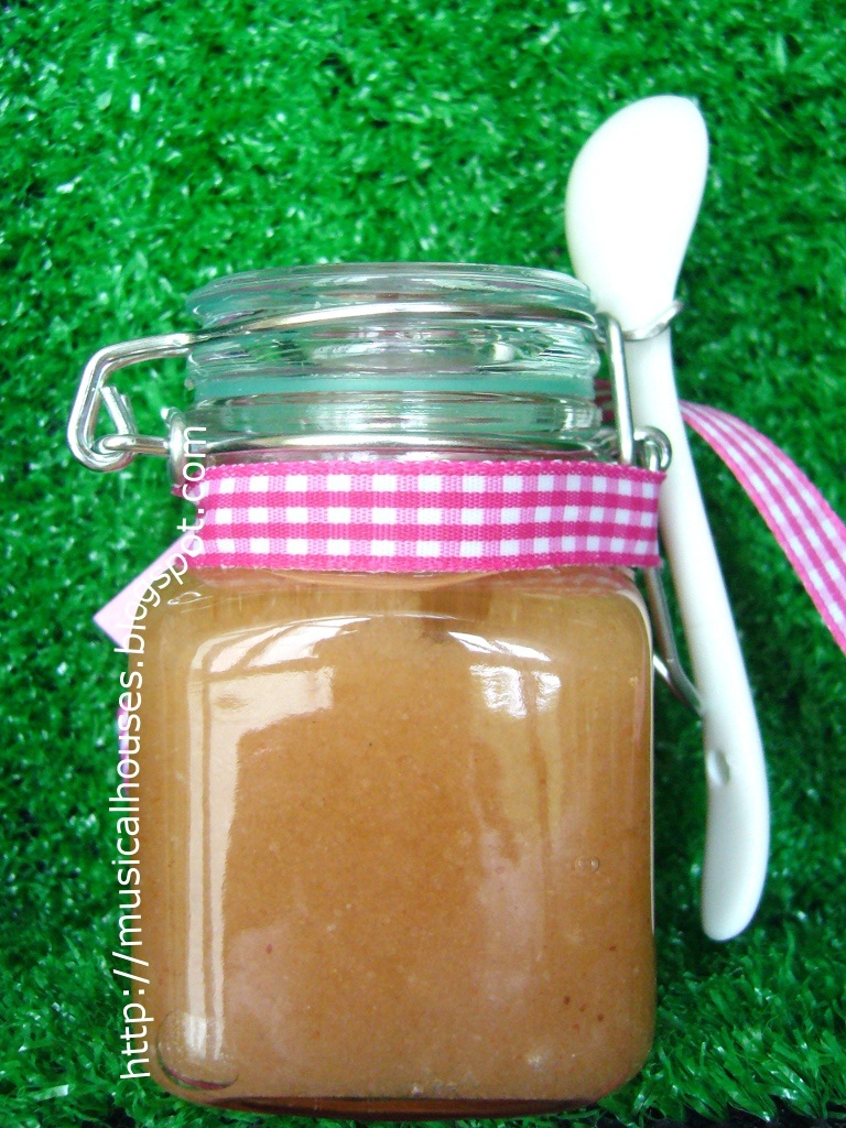 Diy Natural Scrub For Hand And Body