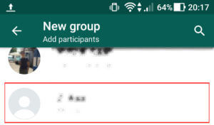 How to Create Whatsapp Group Link 3