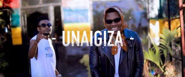 New VIDEO: JOH MAKER Ft MONI CENTROZONE – UNAIGIZA