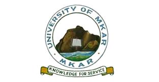 Admission Screening Form  For University of Mkar  – 2017/18 [Post UTME/DE]