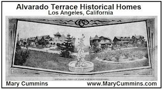 Alvarado Terrace, historical homes, mary cummins, real estate appraiser, appraiser, los angeles, california, historic, hpoz, national register of historic places, real estate, appraisal, los angeles historic cultural monument, pico union, terrace park,