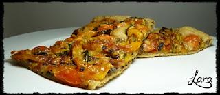 http://cucinaconlara.blogspot.com/2018/10/focaccia-ai-cereali-con-verdure.html