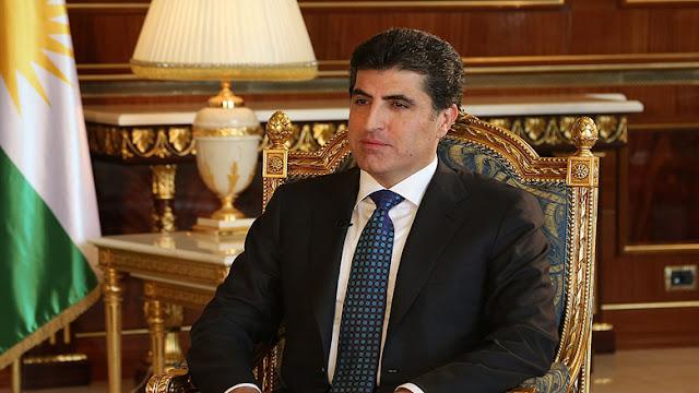 Ο Μπαρζανί για το Ιράκ, την Τουρκία και τη Συρία